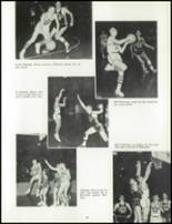 1963 The Dalles High School Yearbook Page 102 & 103