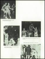 1963 The Dalles High School Yearbook Page 104 & 105