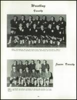 1963 The Dalles High School Yearbook Page 106 & 107