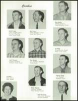 1963 The Dalles High School Yearbook Page 108 & 109