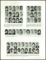 1963 The Dalles High School Yearbook Page 112 & 113