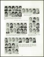 1963 The Dalles High School Yearbook Page 114 & 115