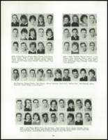 1963 The Dalles High School Yearbook Page 116 & 117