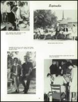 1963 The Dalles High School Yearbook Page 124 & 125