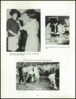 1963 The Dalles High School Yearbook Page 126 & 127