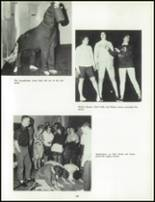 1963 The Dalles High School Yearbook Page 128 & 129