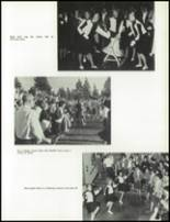 1963 The Dalles High School Yearbook Page 130 & 131