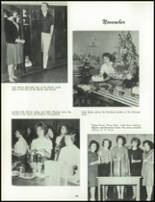 1963 The Dalles High School Yearbook Page 134 & 135
