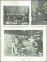 1963 The Dalles High School Yearbook Page 140 & 141