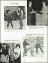1963 The Dalles High School Yearbook Page 142 & 143