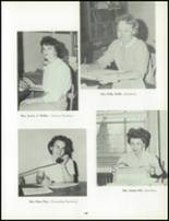 1963 The Dalles High School Yearbook Page 152 & 153