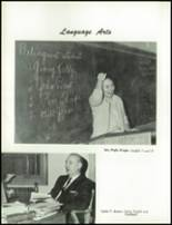 1963 The Dalles High School Yearbook Page 154 & 155
