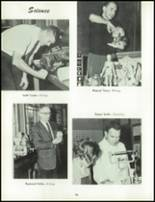 1963 The Dalles High School Yearbook Page 158 & 159