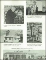1963 The Dalles High School Yearbook Page 172 & 173