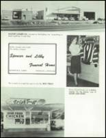 1963 The Dalles High School Yearbook Page 184 & 185