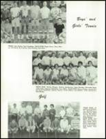 1963 The Dalles High School Yearbook Page 198 & 199