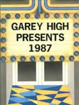 1987 Yearbook Garey High School