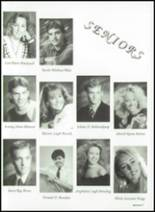 1993 Mitchell High School Yearbook Page 10 & 11