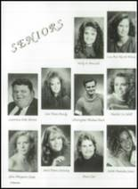 1993 Mitchell High School Yearbook Page 12 & 13