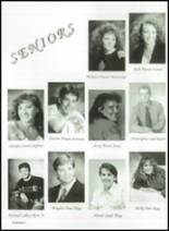 1993 Mitchell High School Yearbook Page 16 & 17