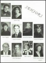 1993 Mitchell High School Yearbook Page 18 & 19
