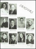 1993 Mitchell High School Yearbook Page 20 & 21
