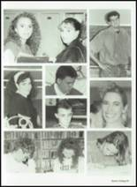 1993 Mitchell High School Yearbook Page 24 & 25