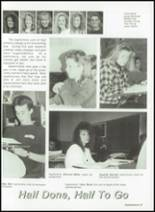 1993 Mitchell High School Yearbook Page 34 & 35