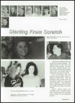 1993 Mitchell High School Yearbook Page 38 & 39