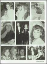 1993 Mitchell High School Yearbook Page 40 & 41