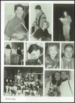 1993 Mitchell High School Yearbook Page 42 & 43