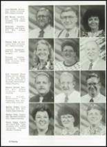 1993 Mitchell High School Yearbook Page 46 & 47