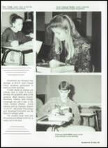 1993 Mitchell High School Yearbook Page 52 & 53