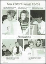 1993 Mitchell High School Yearbook Page 56 & 57