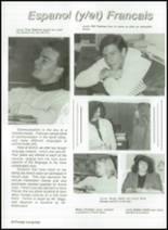 1993 Mitchell High School Yearbook Page 58 & 59