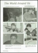 1993 Mitchell High School Yearbook Page 70 & 71