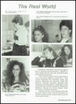 1993 Mitchell High School Yearbook Page 72 & 73
