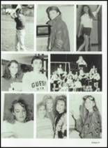 1993 Mitchell High School Yearbook Page 84 & 85