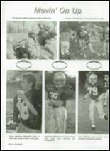 1993 Mitchell High School Yearbook Page 98 & 99