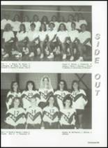 1993 Mitchell High School Yearbook Page 102 & 103