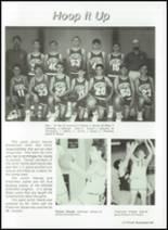 1993 Mitchell High School Yearbook Page 106 & 107