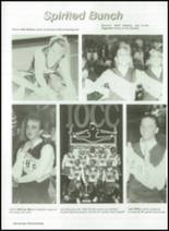 1993 Mitchell High School Yearbook Page 110 & 111