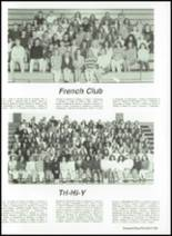 1993 Mitchell High School Yearbook Page 126 & 127