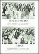 1993 Mitchell High School Yearbook Page 128 & 129