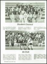 1993 Mitchell High School Yearbook Page 130 & 131