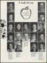 1989 Keyes High School Yearbook Page 10 & 11
