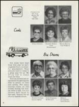 1989 Keyes High School Yearbook Page 12 & 13