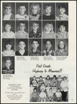 1989 Keyes High School Yearbook Page 14 & 15