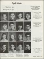1989 Keyes High School Yearbook Page 22 & 23