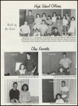 1989 Keyes High School Yearbook Page 24 & 25
